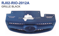 car grille with black color for apply for rio 2005