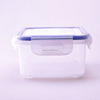 Walmart Tesco Sedex Audited Factory Promotional Plastic Lunch Box,Customized Lunch Box Wholesale