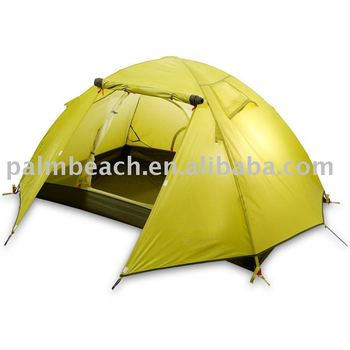 light weight trekking tent /mountain tent /Aluminum pole camping tent