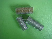 Cheap coin holder, plastic coin holder, coin packaging