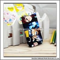 Double Pieces Mobile phone cartoon hard case for iPhone 4/4S