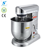 Good quality top sell 15kg bread dough spiral mixer for sale