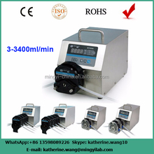 Most popular dc 12v dosing peristaltic pump supplied with factory price