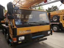 16 ton XCMG building crane truck for sale