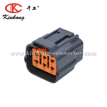 6 pin sealed automotive electrical connector