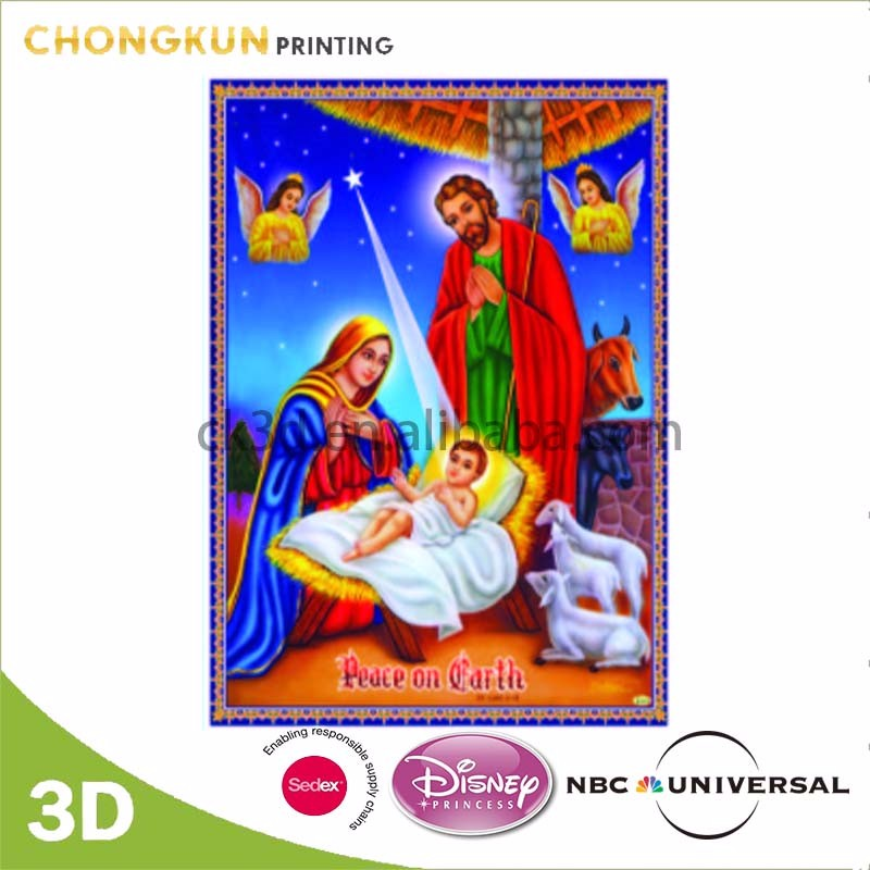 Disney Audited Factory jesus christ 3d pictures
