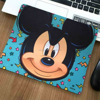 Cute Mickey Mouse Design Children Mousepad with Pahs Non Toxic Low lead Phthalates Test