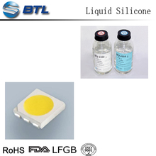 high thermal conductivity LED silicone encapsulation