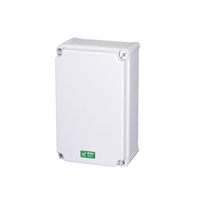 European Style Waterproof Outdoor Electric Box ABS Wall Mount Enclosure