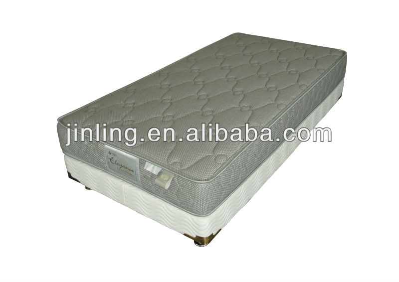2013 New Style pocket coil spring mattress with soft foam