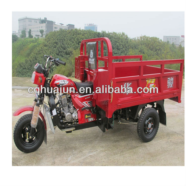 Huajun 200cc Old Fashioned Tricycle for Cargo/ Tricycle Motor Kit