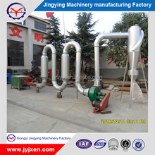 Hot air flow sawdust drying machine/wood kiln dryer sale
