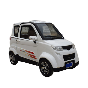 Sport Electric Car Solar High Speed Two Seater Electric Car Sport