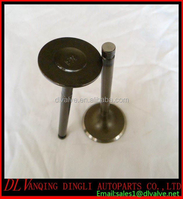 5ME engine valves for japanese used toyota hiace diesel van