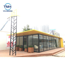 Metal Sheet Multifunction Prefab Container House