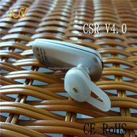 Wireless In-Ear mini hidden/stealth/invisible Bluetooth Earphone for car safe driving