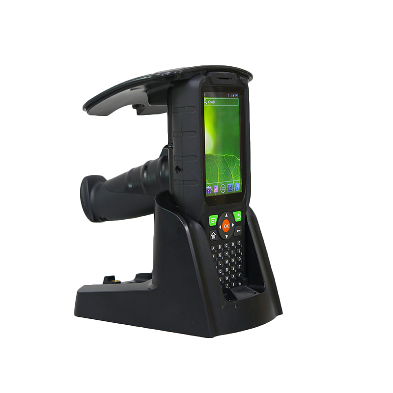 CLOU CL720K3 rugged Android 4.0 UHF reader and barcode scanner with free SDK