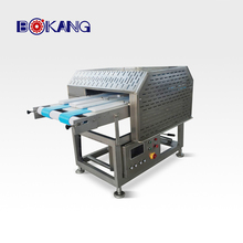 Automatic chicken meat dicing machine
