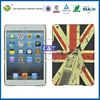 C&T Hot selling hard back cover for ipad mini plastic stand skin