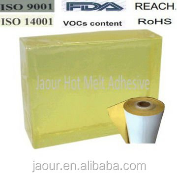 High Quality PSA Hot Melt Adhesive Glue for paper Label