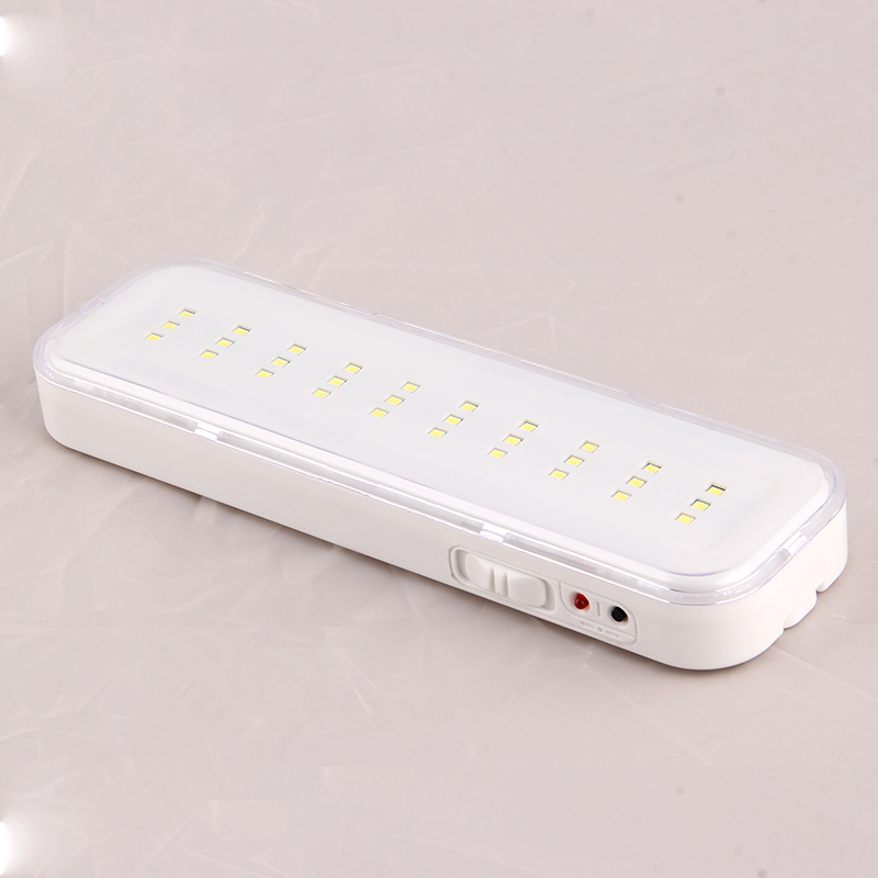 New Hot Selling 2w 10/30/60 Leds Rechargeable Led Home Emergency Light Battery Led Emergency Charging Light