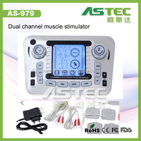 Electronic Pulse Muscle Stimulator for Body Massage