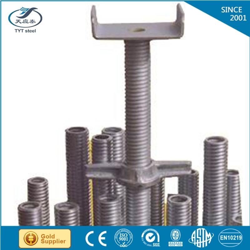 lowest price australian standard solid swivel base jac for construction