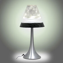 2014 new products magnetic levitation table lamp / led lamp /custom lava lamp