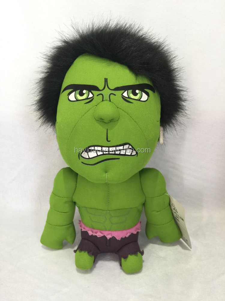 kids cartoon toy plush stuffe doll