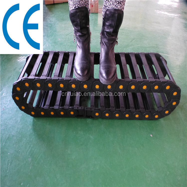 Flexible Wire Track : Ruiao power track cable hose carrier buy