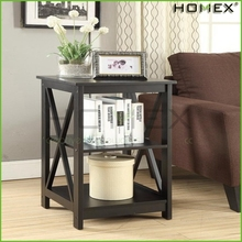 Wooden End Table Great Addition for Anyroom/Homex_BSCI