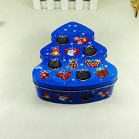 New design product promotional special gift cheap cookie tin canister