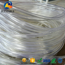 Non-toxic transparent hose water clear plastic pipe