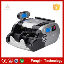 Hot sale money bill counter,parts counting machine and machine for money cleaning