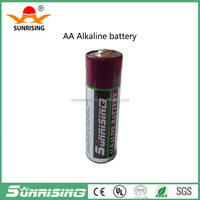 Low Price 1.5V AA dry battery alkaline battery LR6