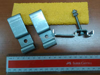Grating Clip for Anti Slip/Anti Skid Stair Nosing