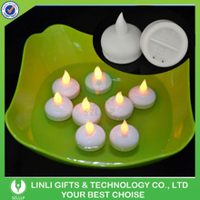 Color Changing Candles Flameless Tea Light Flickering Candle Led,Flameless LED Candle