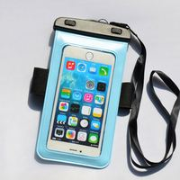 Eco-Friendly Material Phone Waterproof Case For Galaxy S4 Mini
