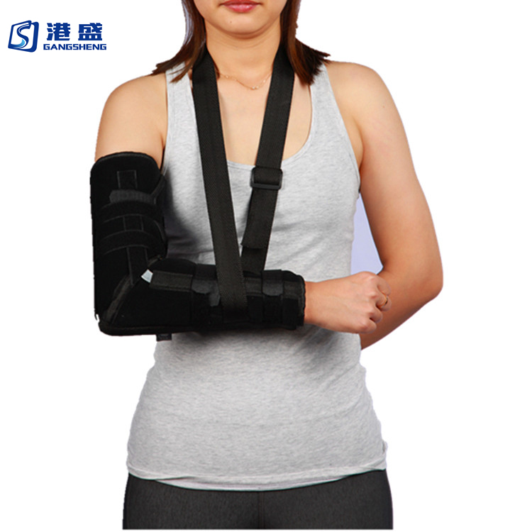 New products medical elbow orthosis brace for fracturedd elbow support