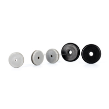 Small washer grommet part protective rubber eyelet with hole