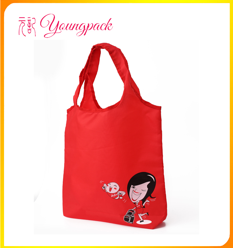 OEM High Quality Recyclable Polyester Carry Bag