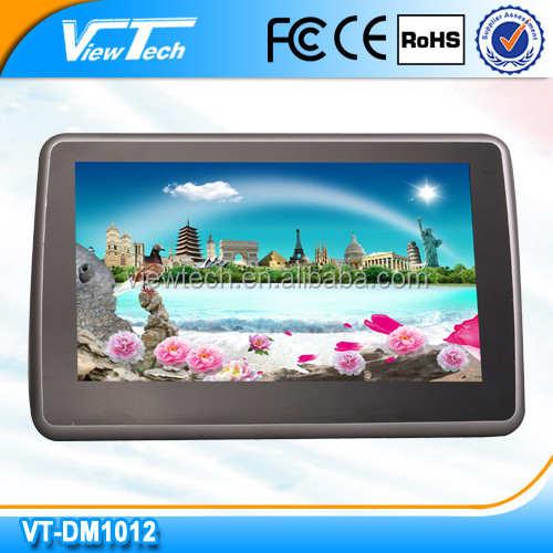 High quality 10.1'' headrest mobile dvd player