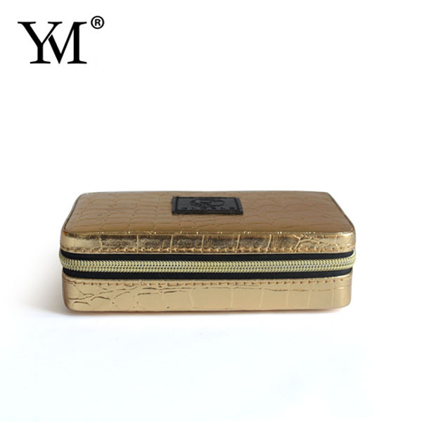 2015 Promotional antique professional beauty cosmetic case for gift
