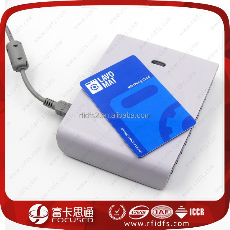 Ntag213 ISO14443a RFID card for gym