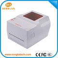 Rongta 4 inch thermal transfter barcode printer, at office usb' care label pos printer