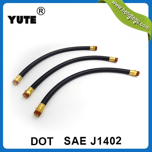5/8 inch flexible high pressure air brake chamber hoses