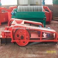 Energy Saving double roll crusher in russia price