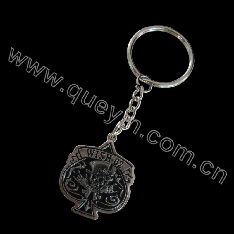 Personalized Carved antique key chains for Sale