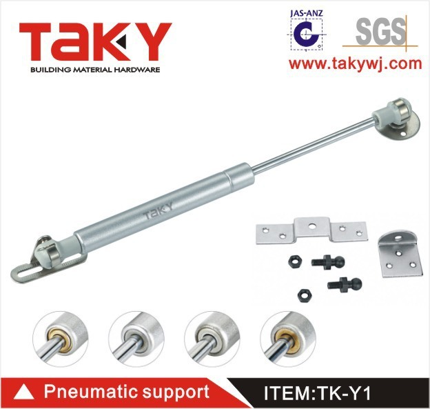 TK-Y1 Rubber head cabinet pneumatic support(60N,80N,100N,120N,) gas spring
