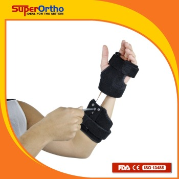 Wrist Support--- O4-041 Wrist Splint w/adj. length
